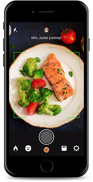 Calorie Mama Food AI - Food Image Recognition and Calorie